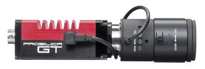 GigE Vision camera Prosilica GT with CMOS sensor