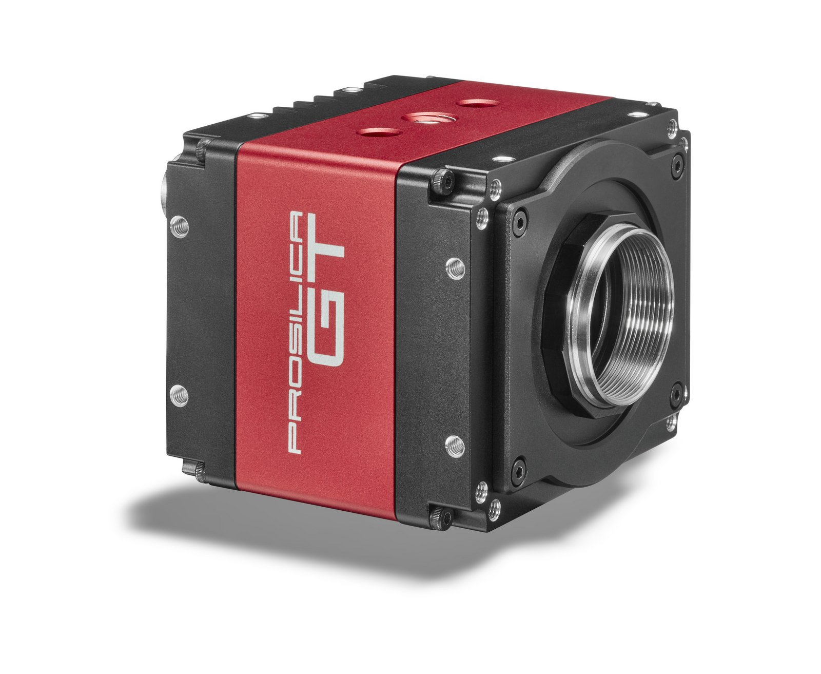 New high-resolution Prosilica GT cameras with C-Mount