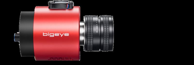 Bigeye camera