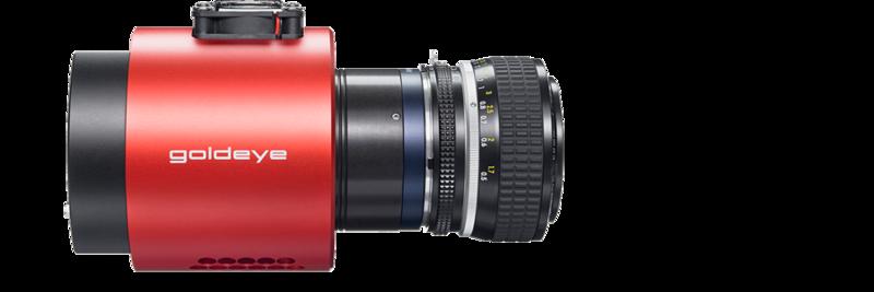 Goldeye Gen 1 camera