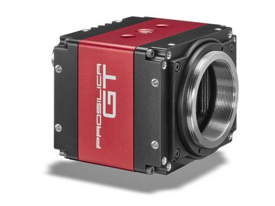 New high-resolution Prosilica GT cameras with TFL-Mount
