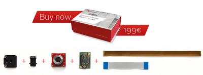 Alvium Camera Kit for NVIDIA Jetson Nano Developer Kit