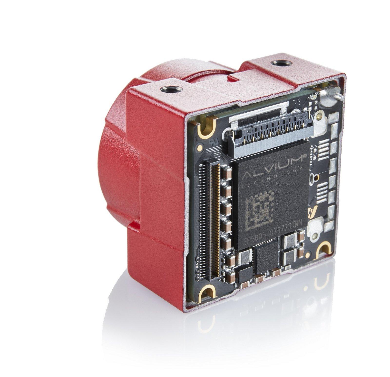 Alvium camera powered by ALVIUM Technology