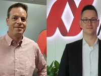 New Sales Manager at Allied Vision: Matthias Werner (left) and Adrian Arndt (right)