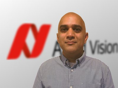 Ashik Patel Appointed Sales Director Americas of Allied Vision
