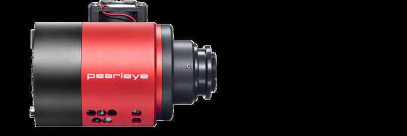Pearleye camera