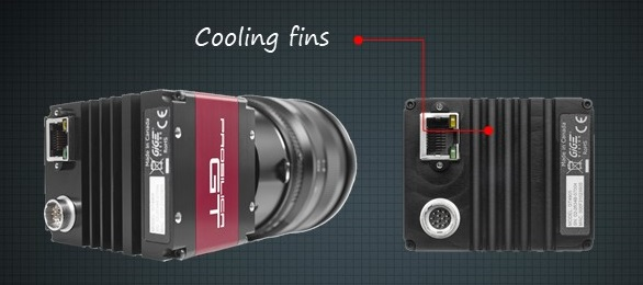 Effective passive cooling solution