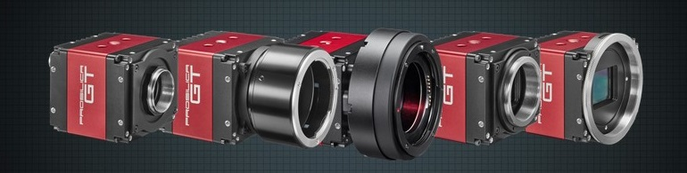 All lens mounts are designed in-house and are tested for vibration and shock along with camera electronics.