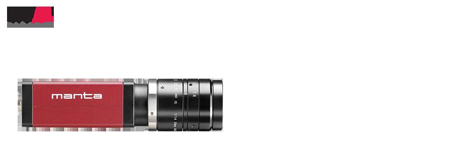 Manta G-201-30fps