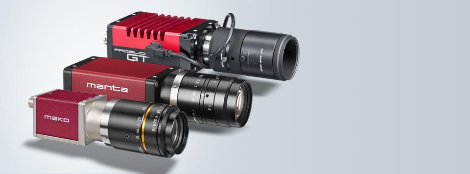 AVT cameras
