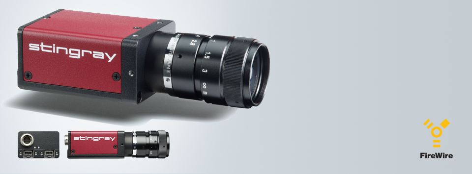 Stingray OEM Cameras